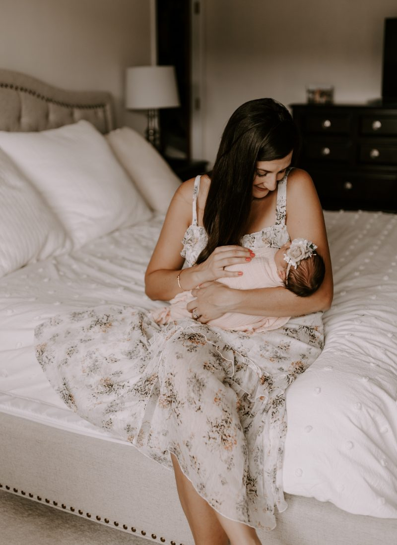 3 Products To Help You and Your Baby Sleep Better