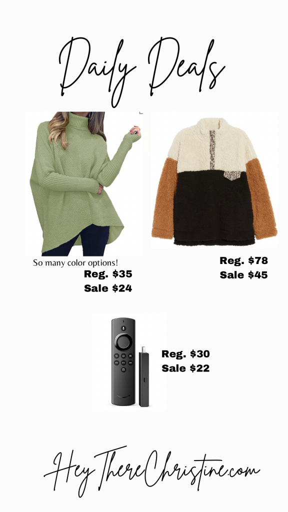 Daily Deals 1/24